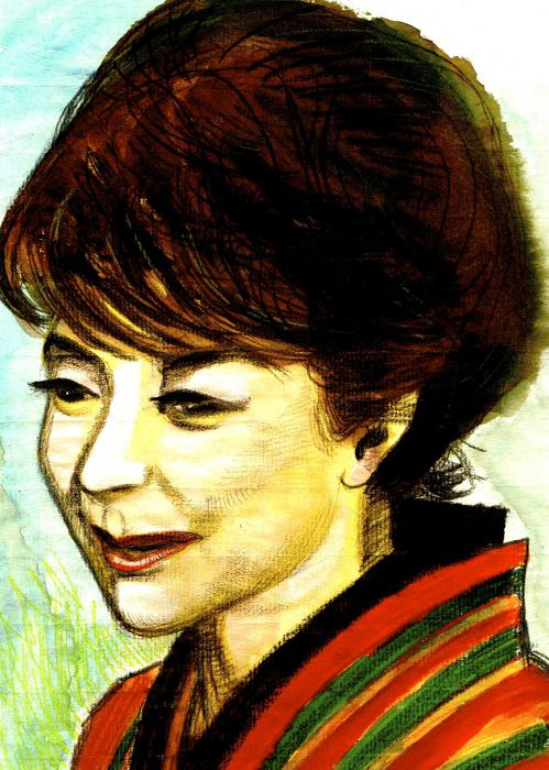 Keiko Kishi by eiger3975